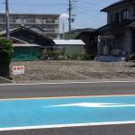 国道沿い島田市中河町売土地!住宅、店舗事務所向き!