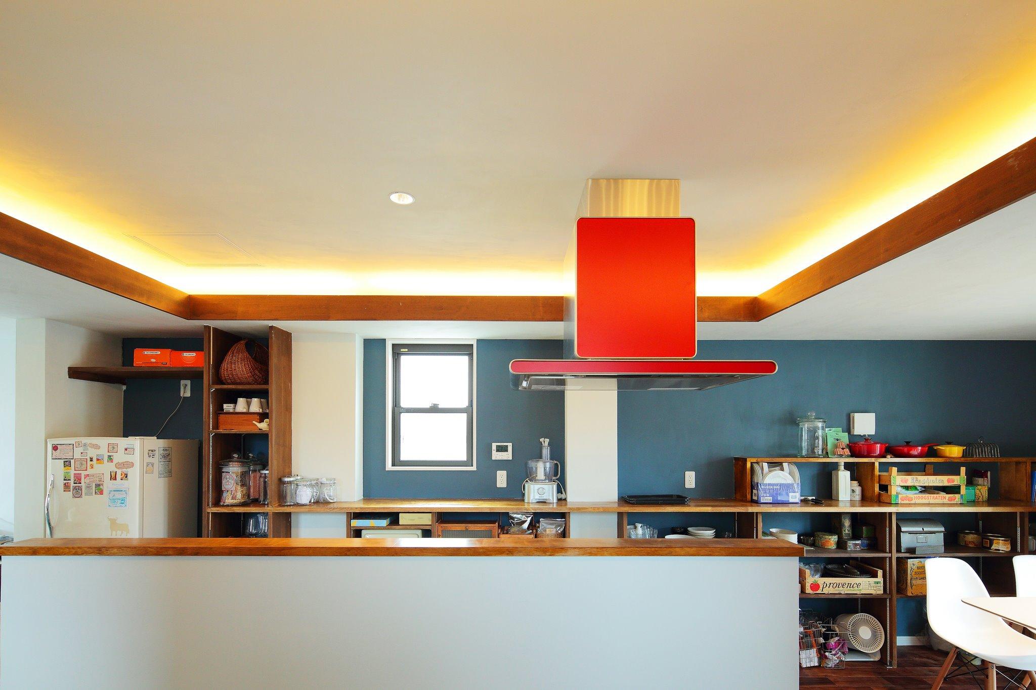 昭和建設の施工事例|静岡市注文住宅のキッチンの画像